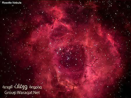 Mawar merah di angkasa