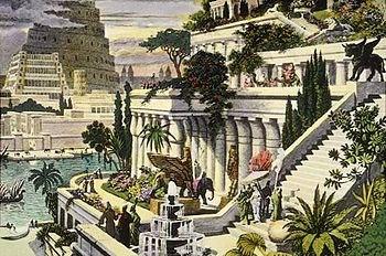 Babylon, salah satu keajaiban dunia kuno